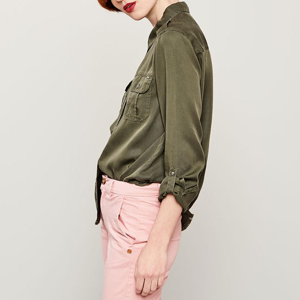 6a2055977f ... κοντομάνικο πουκάμισο GUESS με καρό μοτίβο. 28