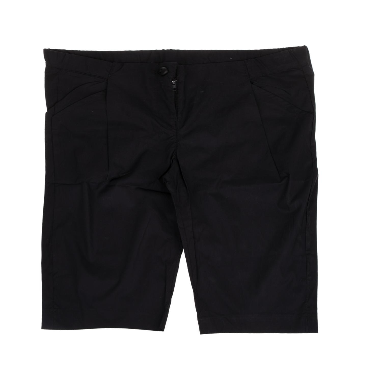 Yellowsub - Παιδική ζιπ κιλότ Yellowsub WATCH OUT BLUE μαύρη παιδικά girls ρούχα παντελόνια