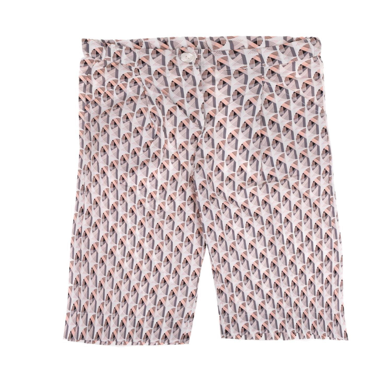 Yellowsub - Παιδική ζιπ κιλότ Yellowsub εμπριμέ παιδικά girls ρούχα παντελόνια
