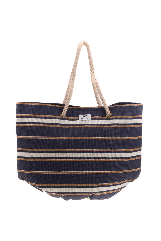 ROXY - Γυναικεία τσάντα θαλάσσης ROXY SUNSEEKER μπλε γυναικεία αξεσουάρ εξοπλισμός παραλίας τσάντες   εργαλεία μεταφοράς