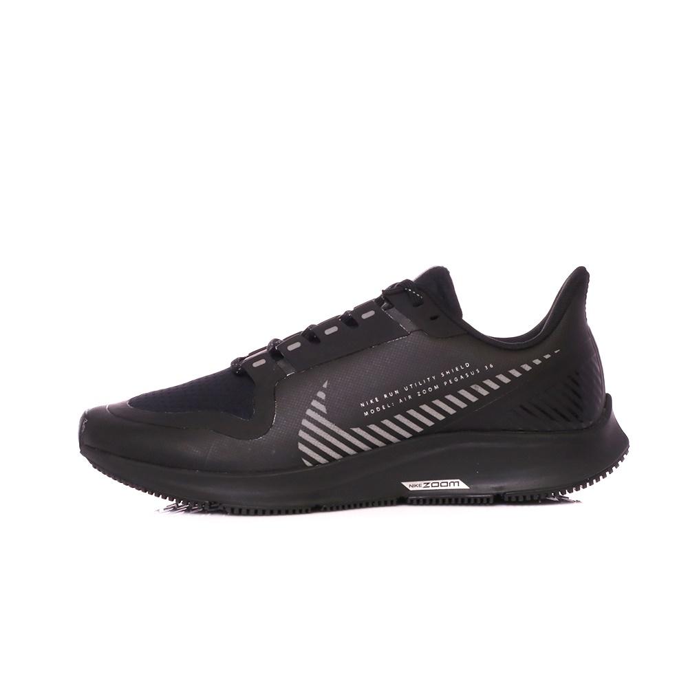 NIKE – Γυναικεία παπούτσια NIKE AIR ZOOM PEGASUS 36 SHIELD μαύρα