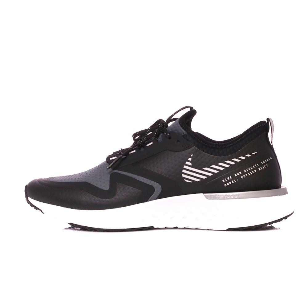 NIKE – Ανδρικά παπούτσια NIKE ODYSSEY REACT 2 SHIELD μαύρα ασημί