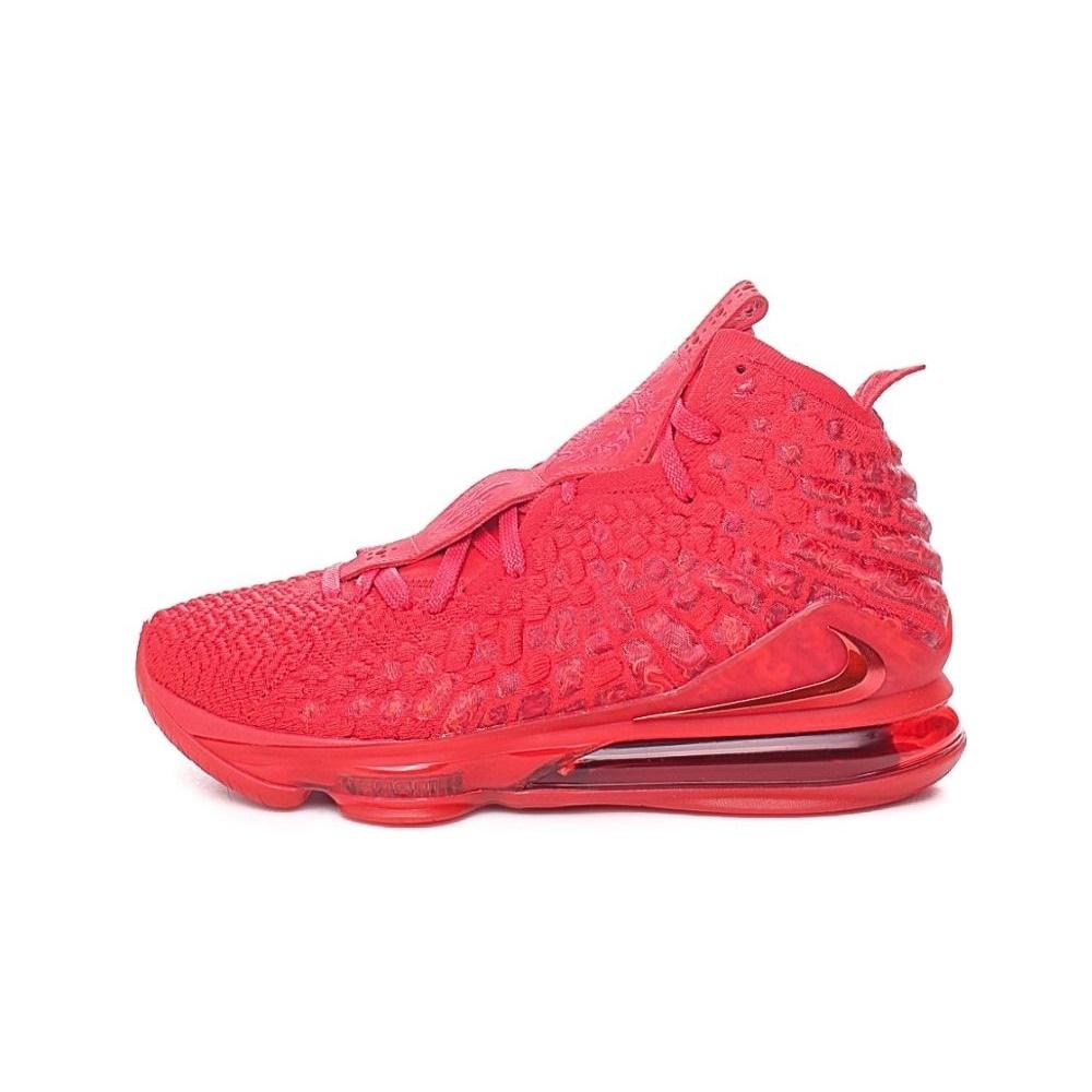 NIKE – Ανδρικά παπούτσια μπάσκετ NIKE LEBRON XVII κόκκινα