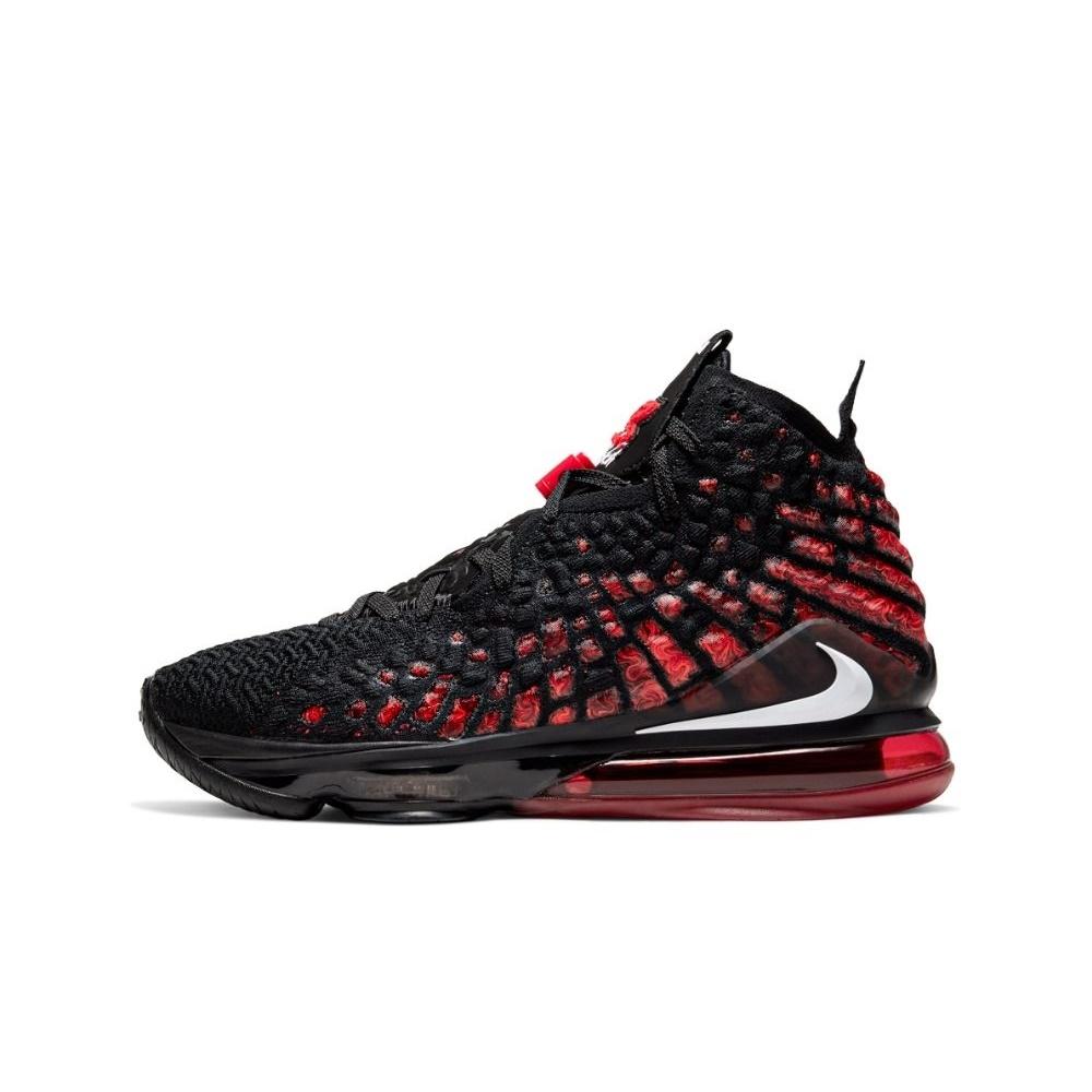 NIKE – Ανδρικά παπούτσια basketball NIKE LEBRON XVII μαύρα