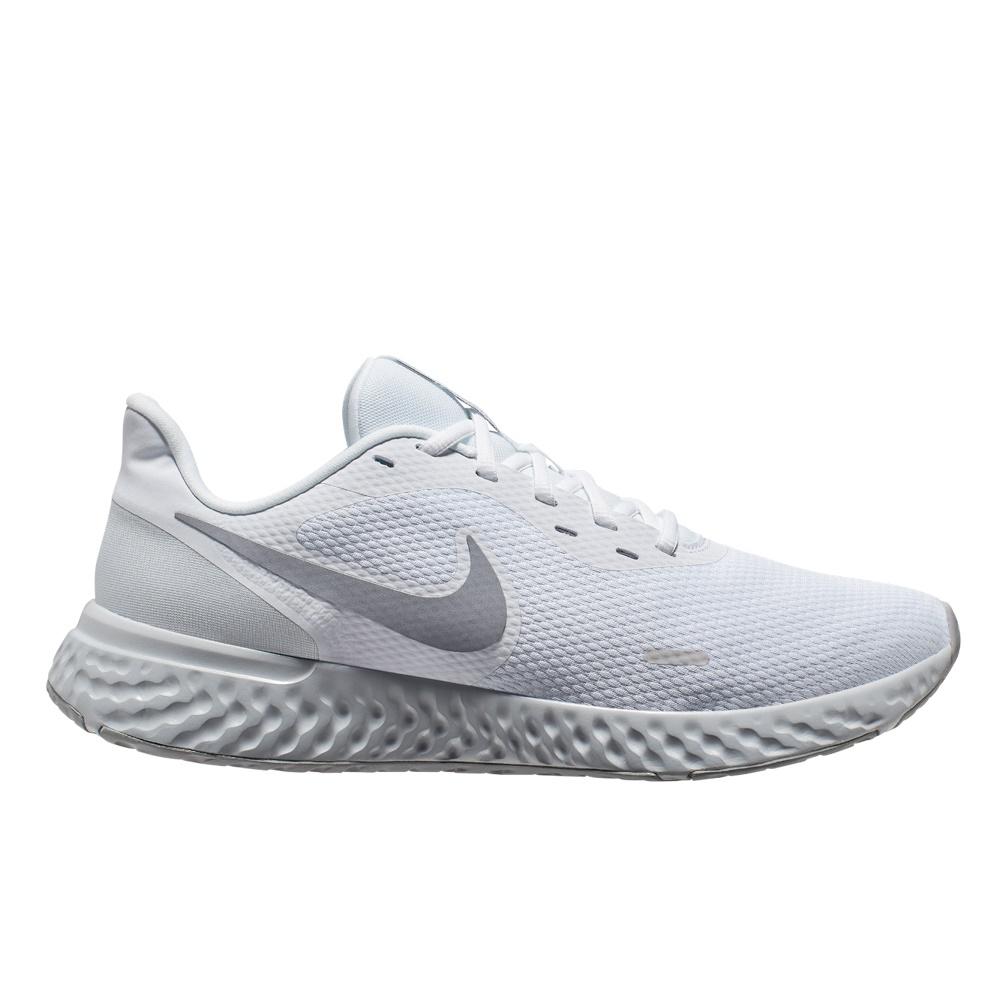 NIKE – Ανδρικά αθλητικά παπούτσια NIKE REVOLUTION 5 λευκό