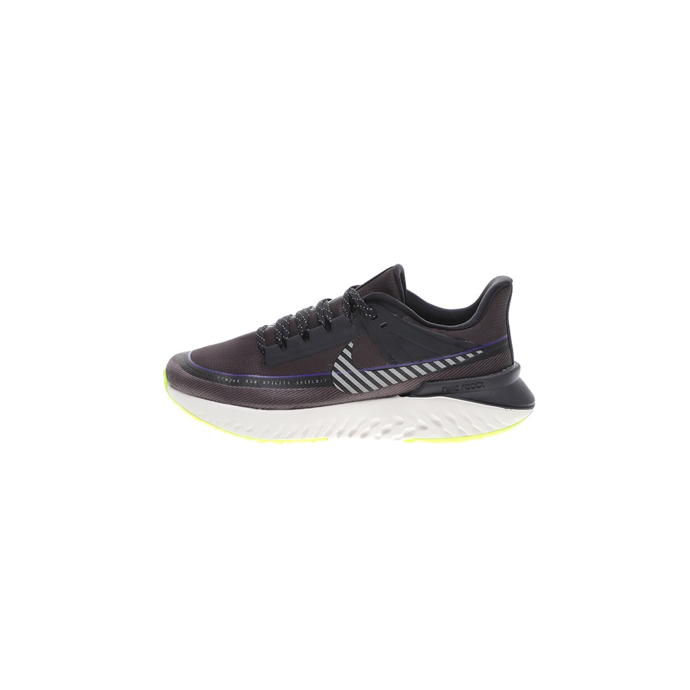 NIKE – Γυναικεία παπούτσια running NIKE LEGEND REACT 2 SHIELD μαύρα