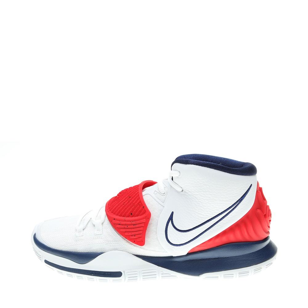 NIKE – Ανδρικά παπούτσια basketball ΝΙΚΕ KYRIE 6 λευκά