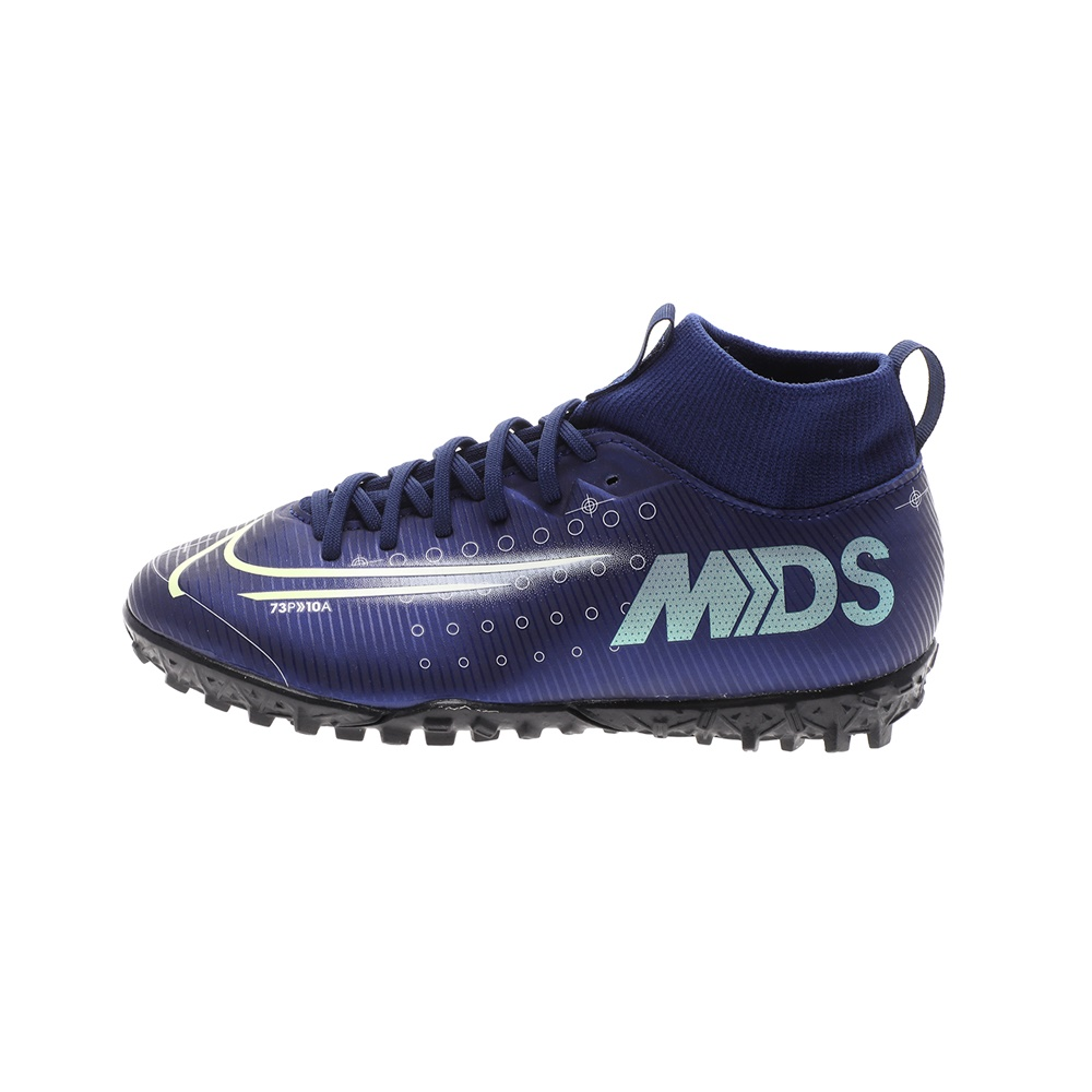 NIKE – Παιδικά παπούτσια football NIKE JR SUPERFLY 7 ACADEMY MDS TF μπλε