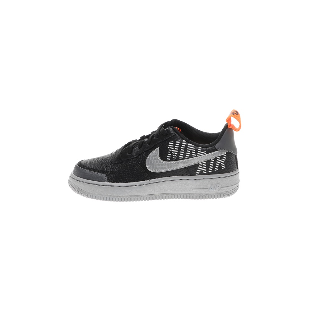 NIKE – Παιδικά παπούτσια NIKE AIR FORCE 1 LV8 2 (GS) μαύρα