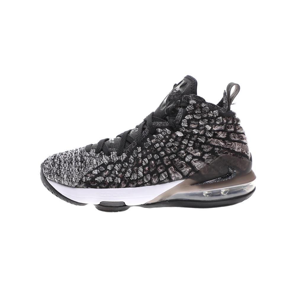 NIKE – Παιδικά παπούτσια basketball NIKE LEBRON XVII (GS) μαύρα γκρι