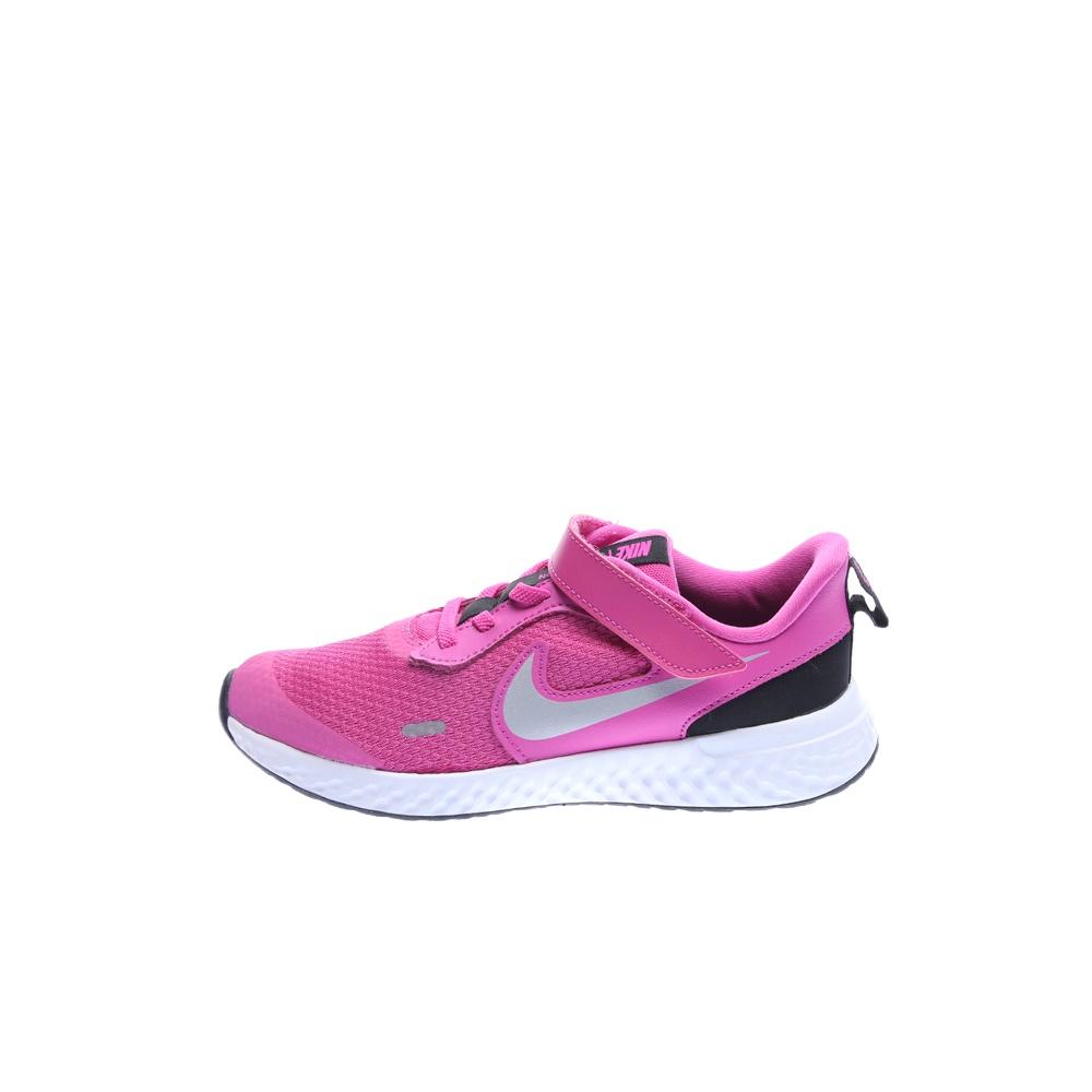 NIKE – Παιδικά παπούτσια running NIKE REVOLUTION 5 (PSV) ροζ