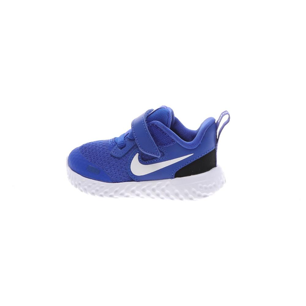 NIKE – Βρεφικά αθλητικά παπούτσια NIKE REVOLUTION 5 (TDV) μπλε