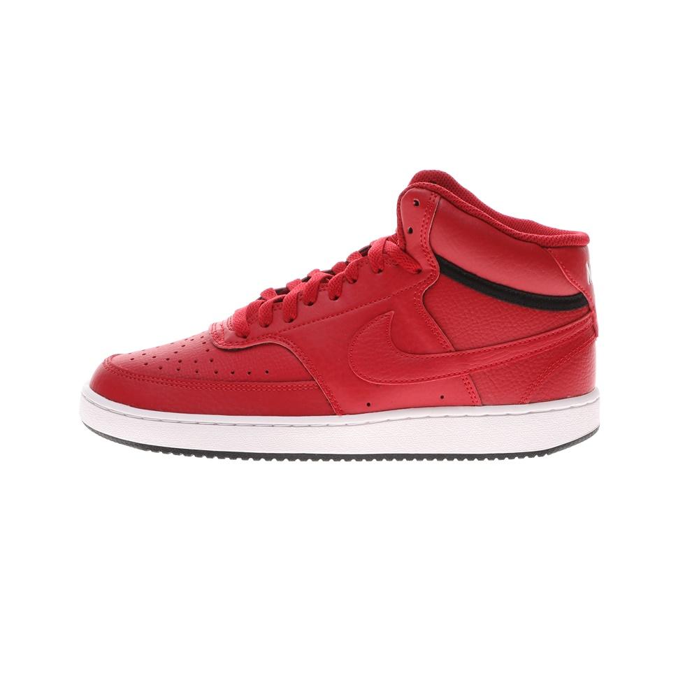 NIKE – Γυναικεία παπούτσια basketball NIKE COURT VISION MID κόκκινα
