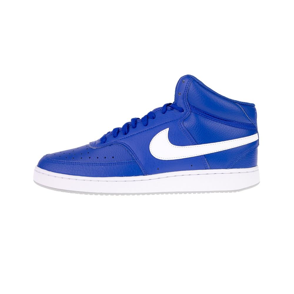 NIKE – Ανδρικά αθλητικά παπούτσια NIKE COURT VISION MID μπλε