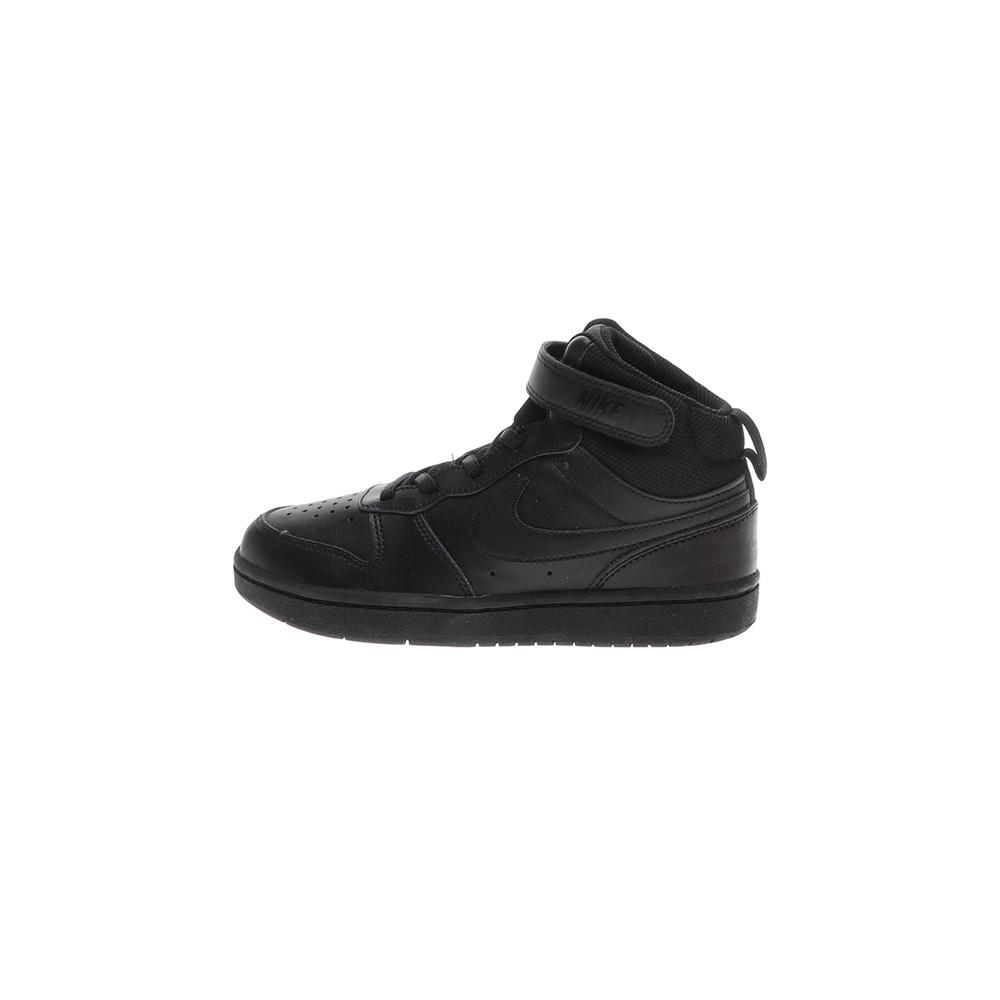 NIKE – Παιδικά παπούτσια NIKE COURT BOROUGH MID 2 (PSV) μαύρα