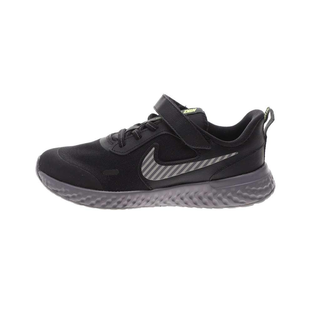 NIKE – Παιδικά αθλητικά παπούτσια NIKE REVOLUTION 5 HZ (PSV) μαύρα