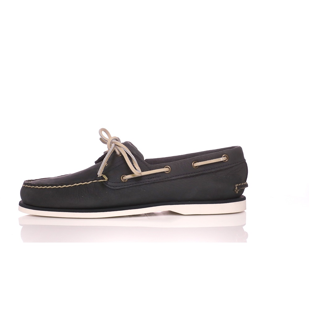 TIMBERLAND – Ανδρικά παπούτσια TIMBERLAND Classic Boat 2 Eye γκρι
