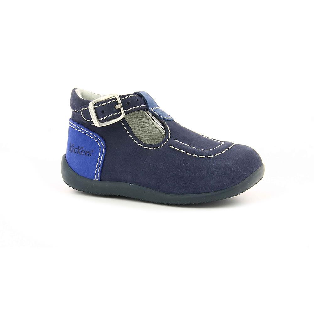 a1015aea7d7 Factoryoutlet KICKERS – Βρεφικά παπούτσια BONBEK KICKERS μπλε