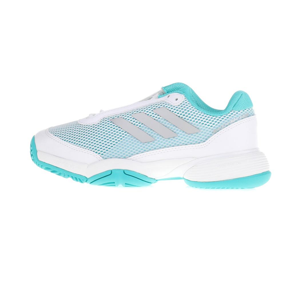 adidas Originals – Παιδικά παπούτσια adidas Originals Barricade Club xJ 2018 λευκό – μπλε