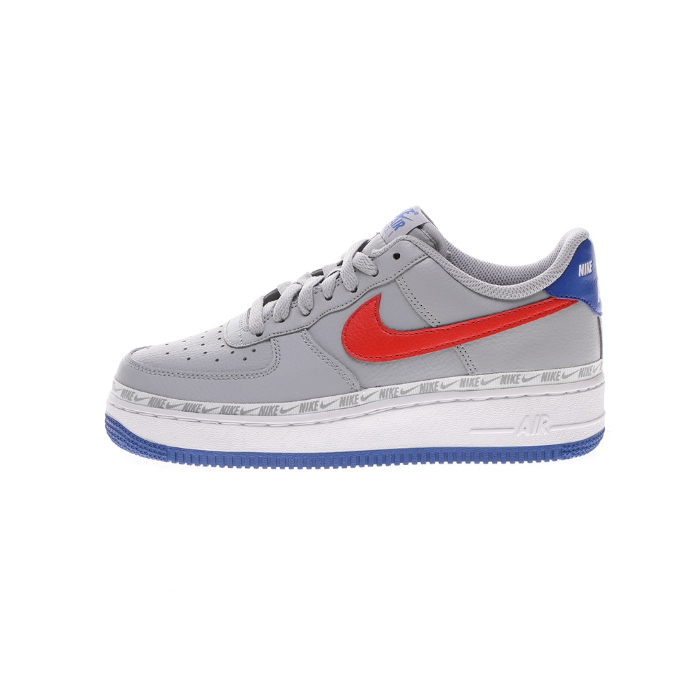 NIKE – Ανδρικά παπούτσια basketball ΝΙΚΕ AIR FORCE 1 '07 LV8 γκρι μπλε