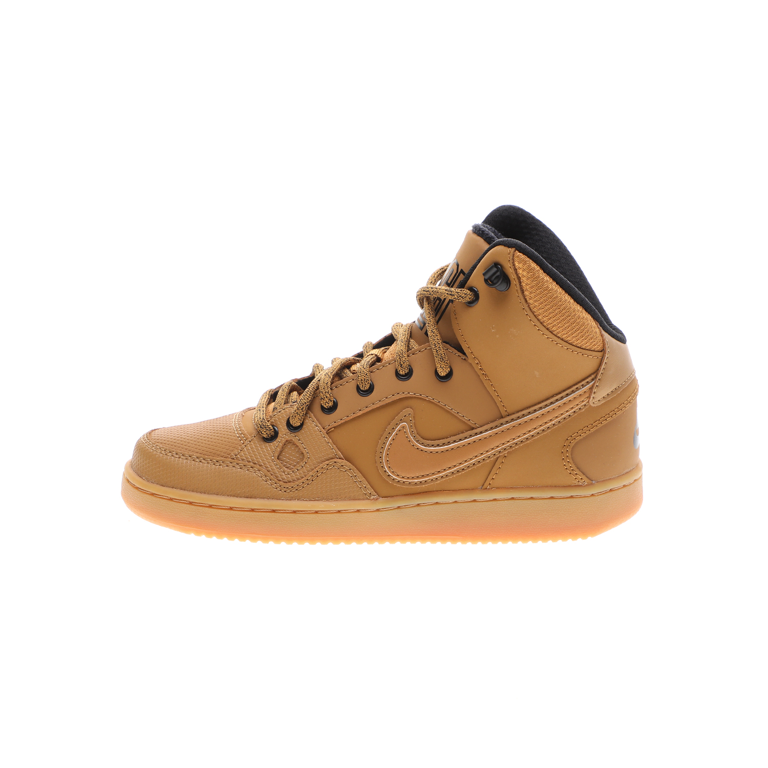 NIKE – Παιδικά παπούτσια basketball SON OF FORCE MID WINTER (GS) μπεζ