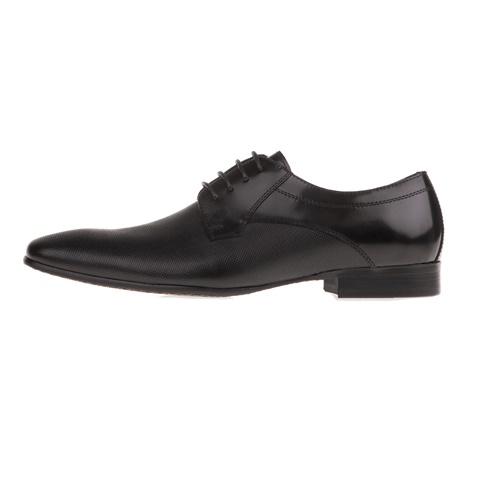 VERSACE 19V69 ABBIGLIAMENTO SPORTIVO SRL-Ανδρικά δετά παπούτσια μαύρα