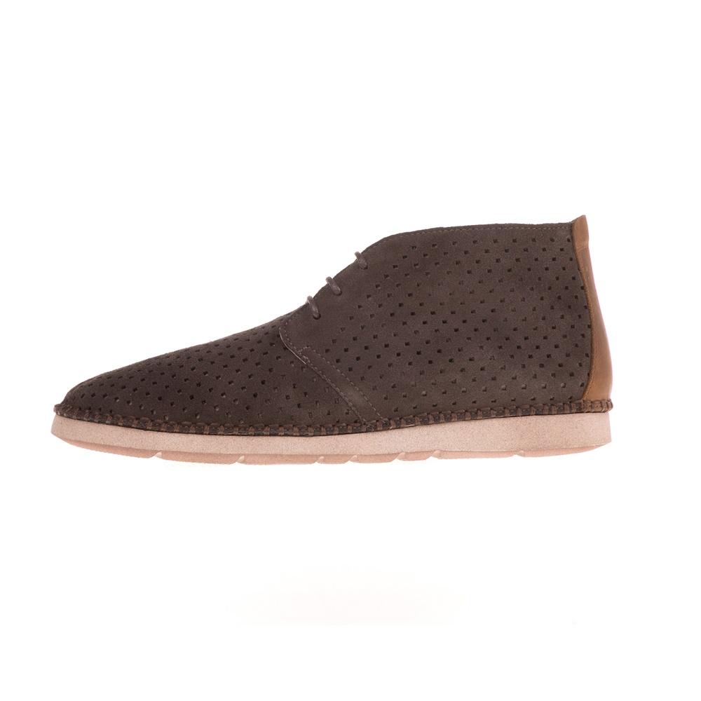 ZITA – Ανδρικά δετά παπούτσια ZITA καφέ