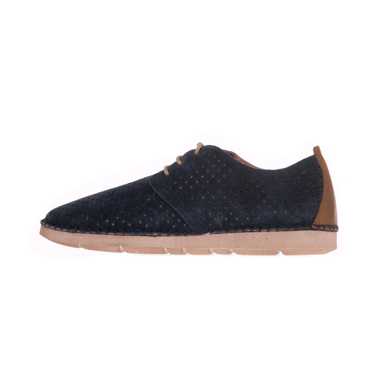ZITA – Ανδρικά δετά παπούτσια ZITA μπλε
