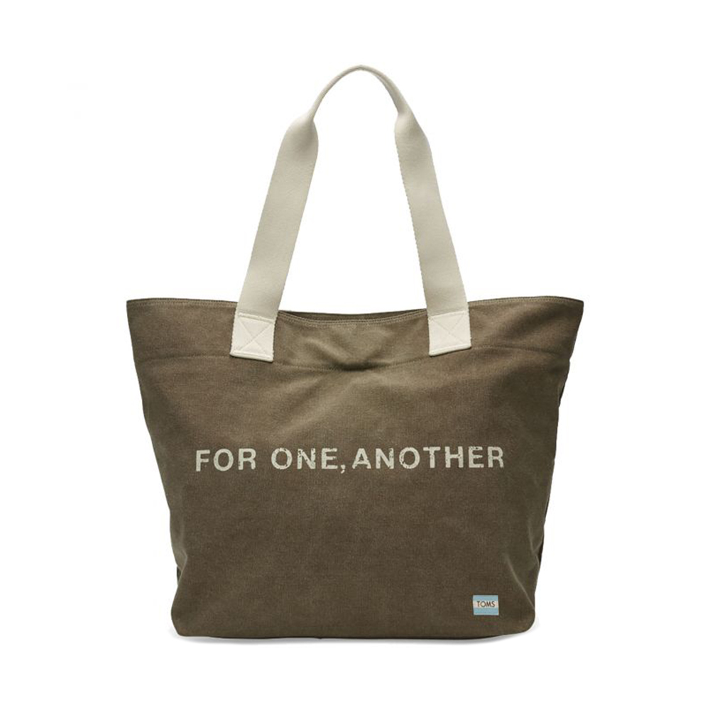 0418df32d1 TOMS - Γυναικεία τσάντα ώμου TOMS TRANSPORT χακί