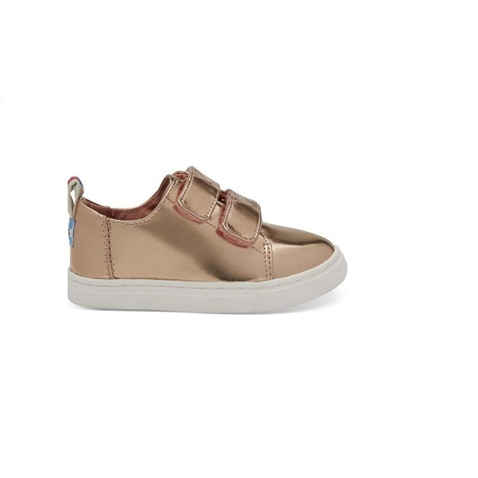 54b16a4019e Βρεφικά παπούτσια TOMS ROSE GOLD SPECCHIO χρυσά (1747285.0-00w1) | Factory  Outlet