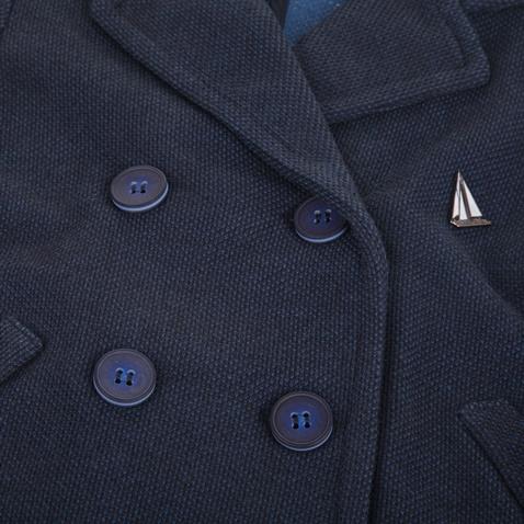 a9288c307cf Παιδικό σακάκι για μικρά αγόρια SAM 0-13 μπλε (1747307.0-1300 ...