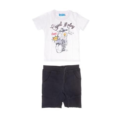 e2dbbd244523 Παιδικό σετ για μικρά αγόρια SAM 0-13 λευκό-μπλε (1747314.0-911p ...