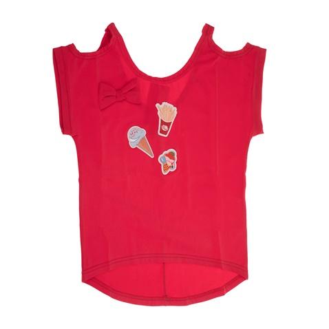 78330816342 Παιδική κοντομάνικη μπλούζα SAM 0-13 κόκκινη (1747341.0-4100) | Factory  Outlet