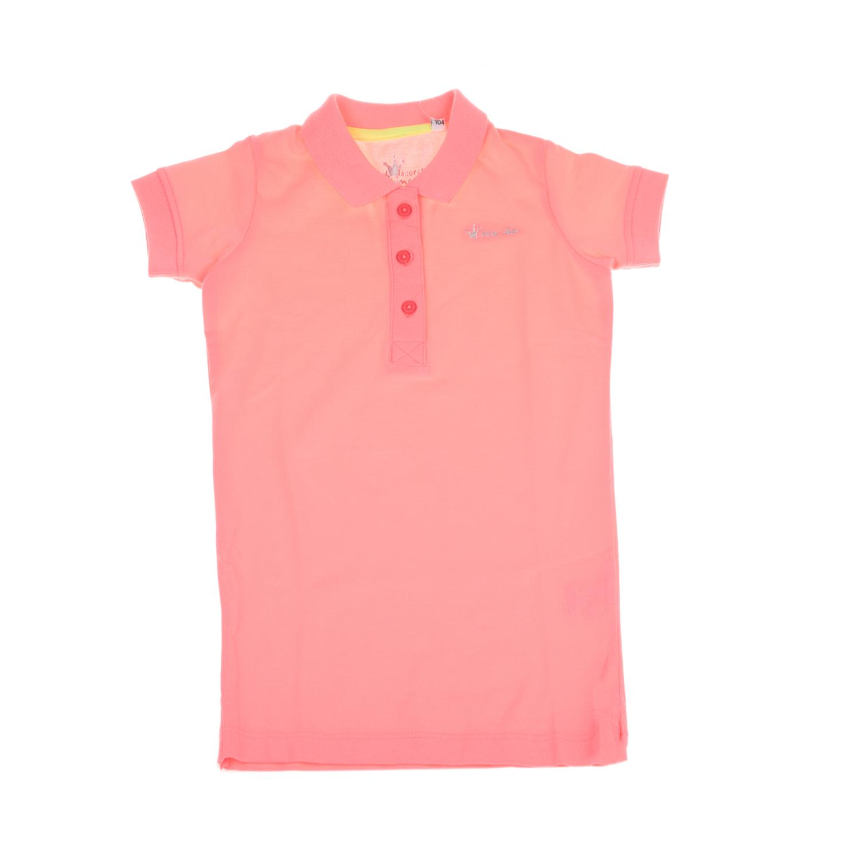 da97febbe16 SAM 0-13 - Παιδικό πόλο φόρεμα για μικρά κορίτσια SAM 0-13 ροζ