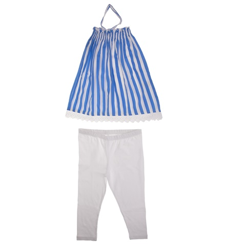 5fa87ae391a Παιδικό σετ για μεγάλα κορίτσια SAM 0-13 λευκή-μπλε (1747548.0-9122) |  Factory Outlet