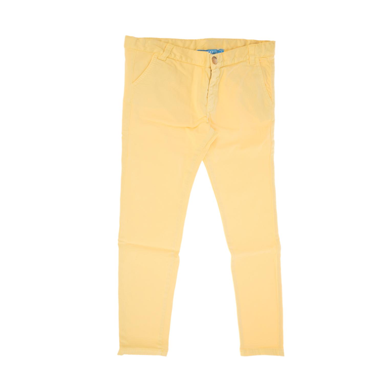 53839230b49 Factoryoutlet SAM 0-13 - Παιδικό παντελόνι για μεγάλα αγόρια SAM 0-13  κίτρινο