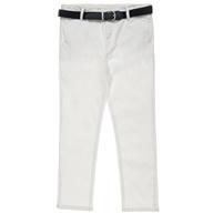 3577cac3725 Αγορίστικο παντελόνι φόρμας MONNALISA λευκό (1528694.0-0092 ...
