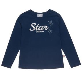 36dcbbdf988 alouette. Παιδική μακρυμάνικη μπλούζα για κορίτσια ...