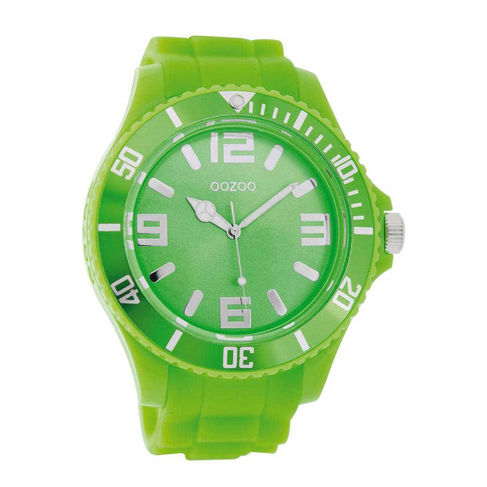 OOZOO - Unisex ρολόι OOZOO TIMEPIECES πράσινο
