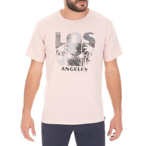 10f323025787 Ανδρική μπλούζα DORS ροζ (1749858.0-0016)
