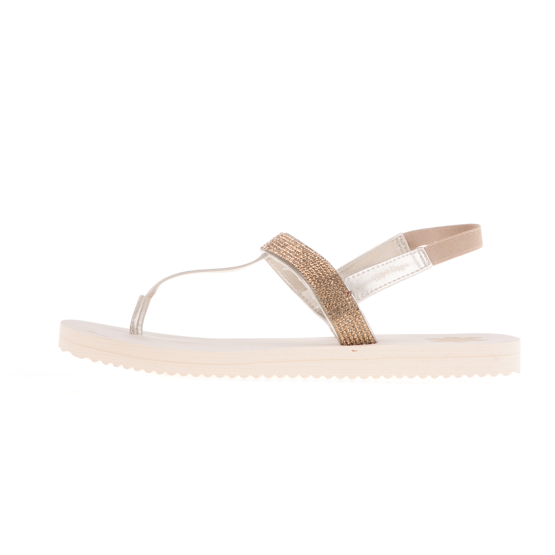 FLIP FLOP – Γυναικεία σανδάλια FLIP FLOP Slim Sandal Glam χρυσά