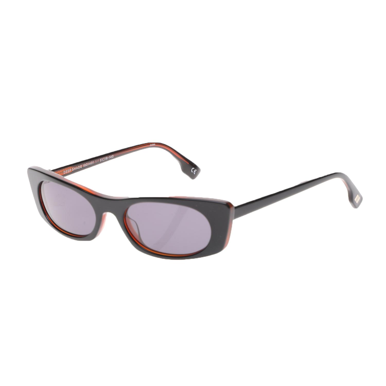 LE SPECS - Unisex γυαλιά ηλίου LE SPECS DEEP SHADE μαύρα καφ...