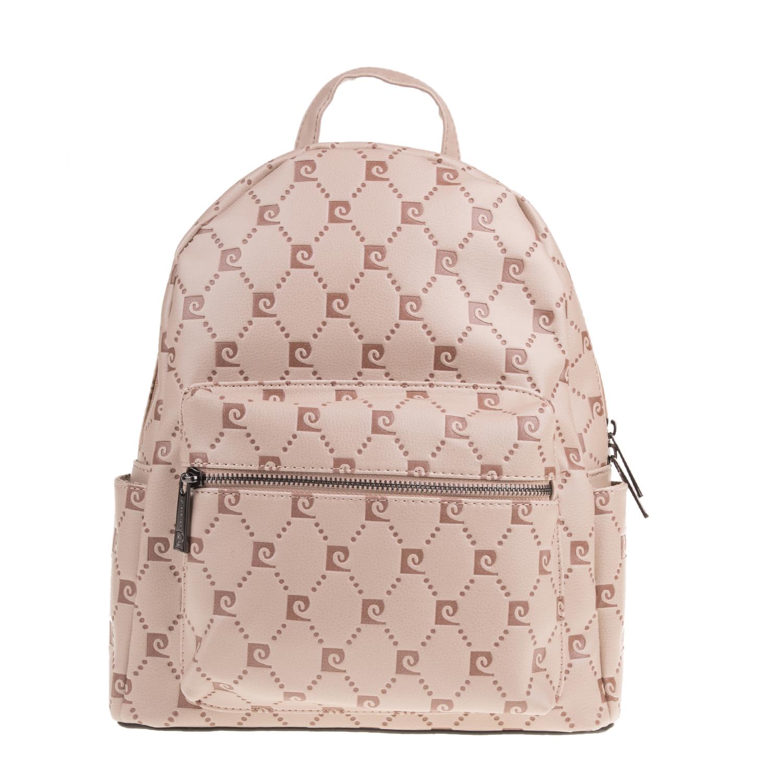 f7962380c9 PIERRE CARDIN - Γυναικεία τσάντα πλάτης PIERRE CARDIN εκρού