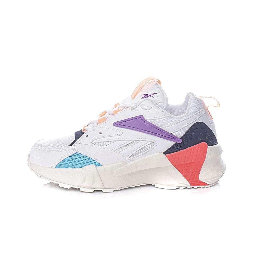 Reebok Classics – Γυναικεία αθλητικά παπούτσια REEBOK AZTREK DOUBLE MIX POPS λευκά
