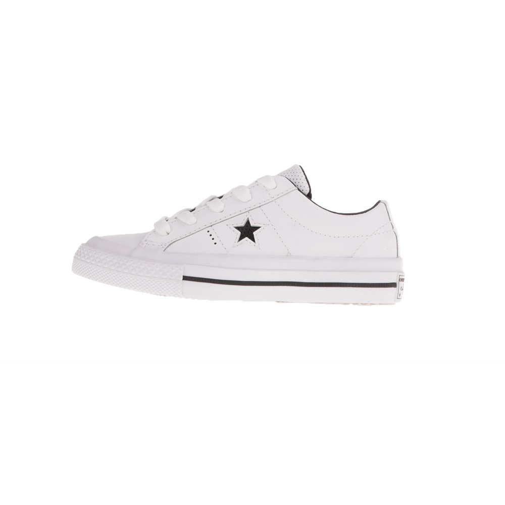 CONVERSE – Παιδικά παπούτσια ONE STAR OX λευκά