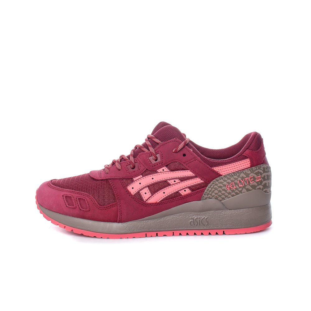 ASICS – Ανδρικά παπούτσια ASICS GEL-LYTE III μπορντό