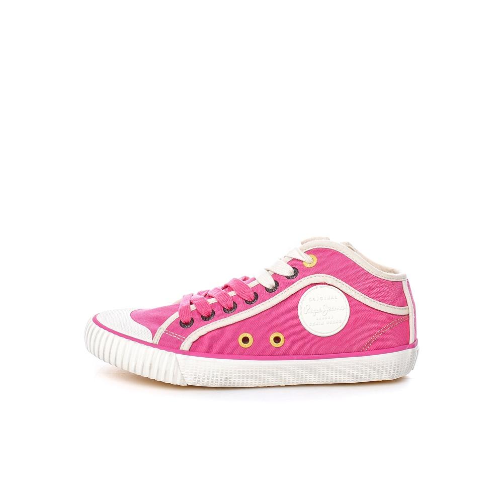 PEPE JEANS – Γυναικεία παπούτσια PEPE JEANS INDUSTRY BASIC 17 ροζ