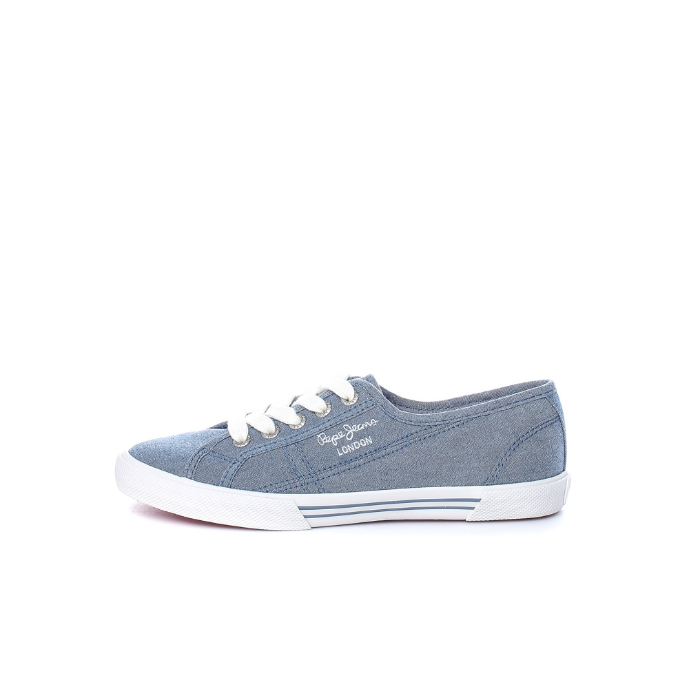 PEPE JEANS – Γυναικεία παπούτσια PEPE JEANS ABERLADY EIGHTY μπλε