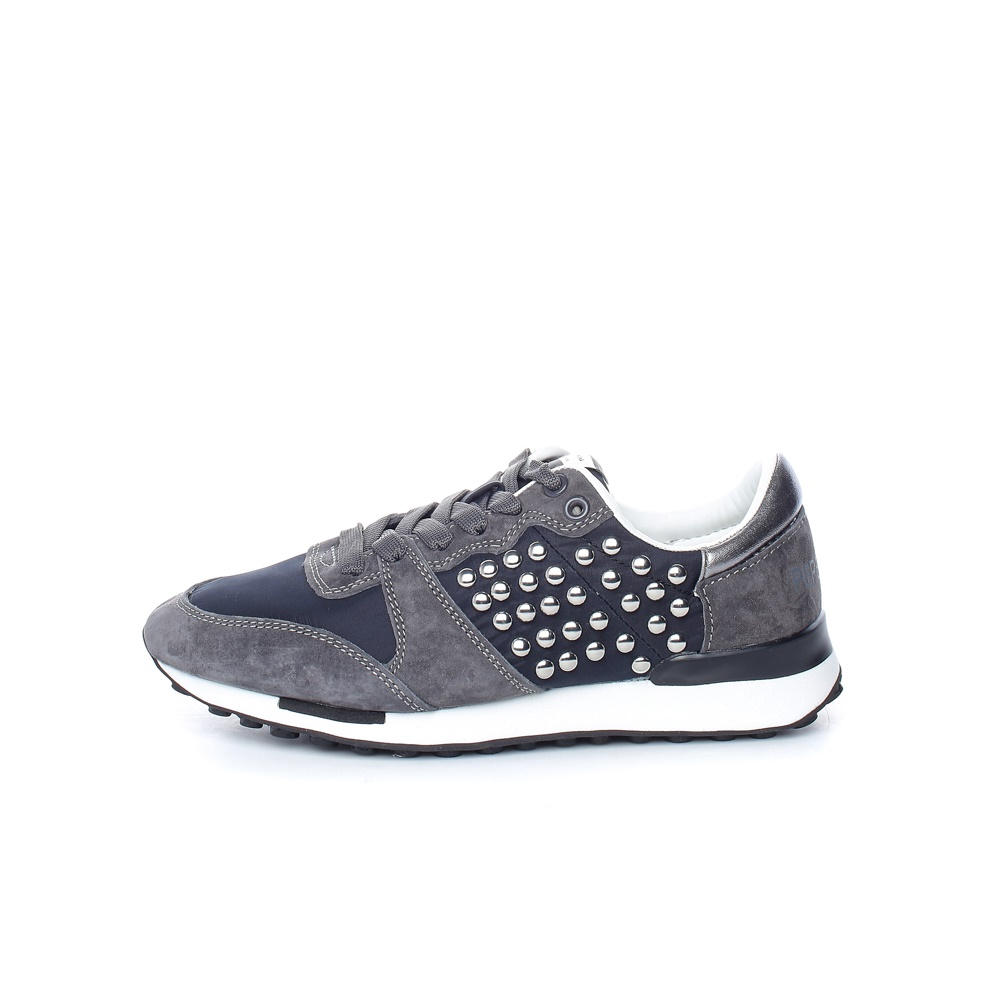 PEPE JEANS – Γυναικεία παπούτσια PEPE JEANS BIMBA STUDS S μπλε