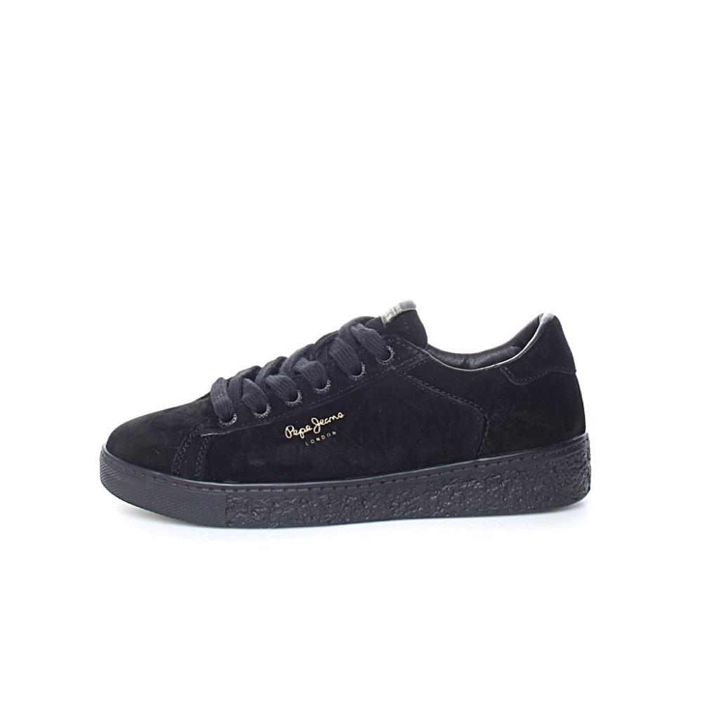 PEPE JEANS – Γυναικεία παπούτσια PEPE JEANSPEPE JEANS ROXY BASS μαύρα